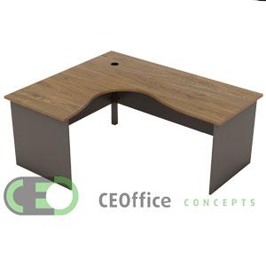 Ecotech Corner Workstation 2 Piece Top Thumbnail