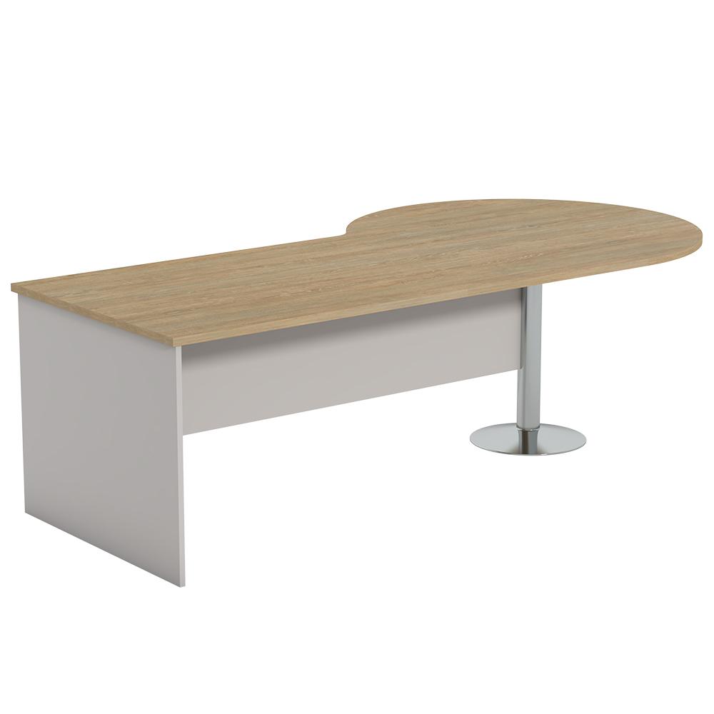 Ecotech P End Desk Pedestal