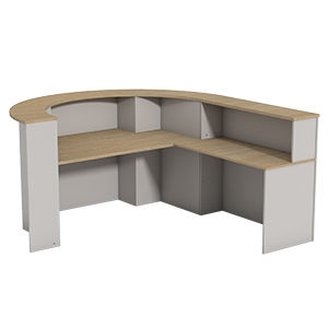 Ecotech Curved Reception Units Thumbnail