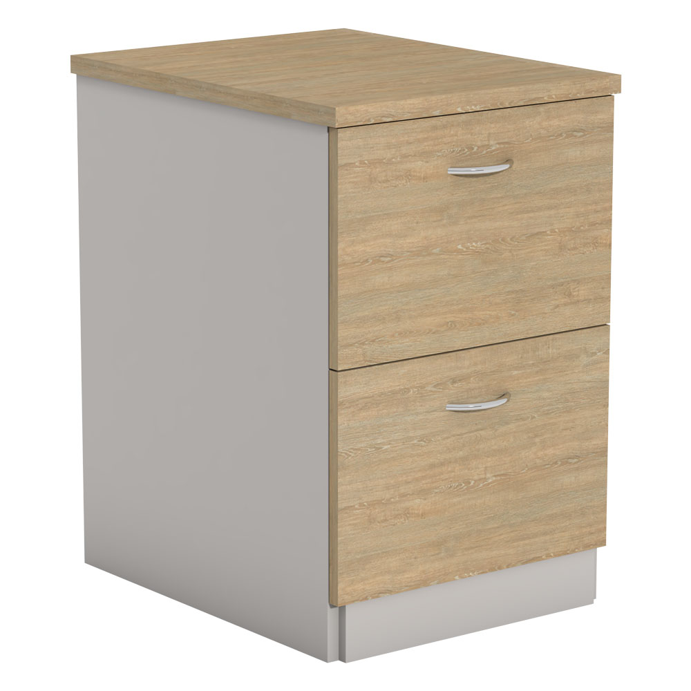Ecotech Filing Cabinets 2 Drawer