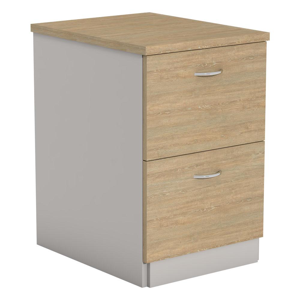 Ecotech Filing Cabinets 2 Drawer