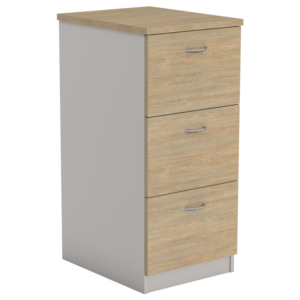 Ecotech Filing Cabinets 3 Drawer