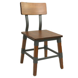 Genoa Chair - Timber
