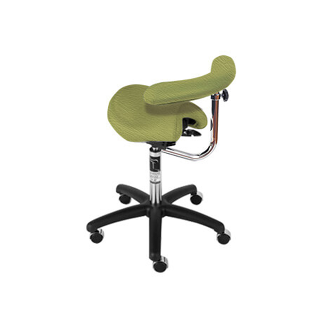 Bambach Seat - no back with Swing arm Citronelle