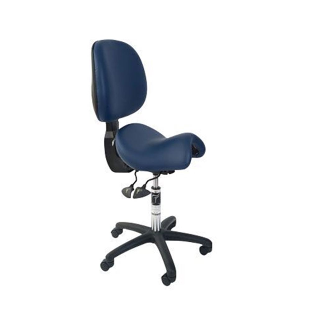 Bambach Seat with a back