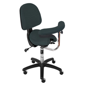 Bambach Seat with back and Swing arm Thumbnail