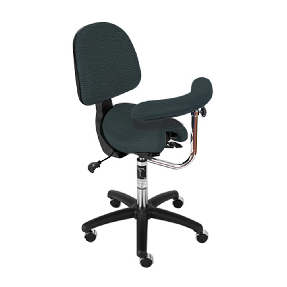Bambach Seat with back and Swing arm