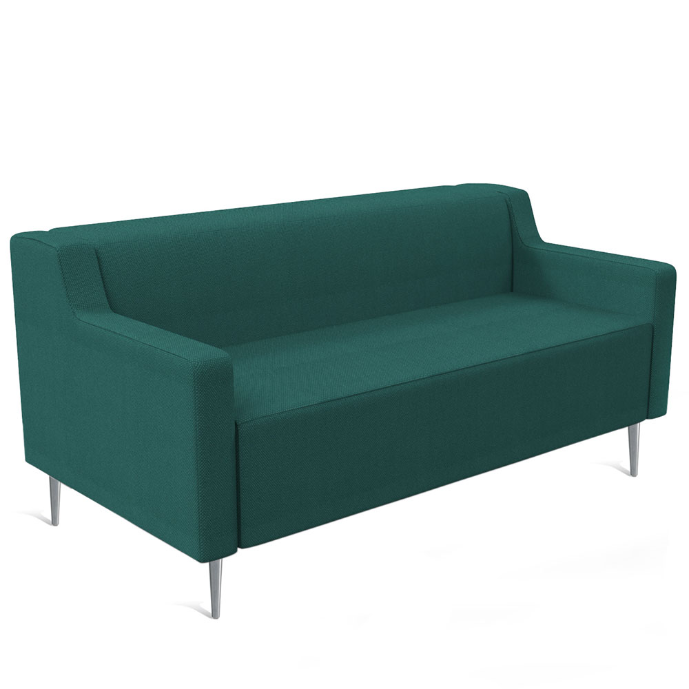 Drop lounge Two Seater Optional Legs
