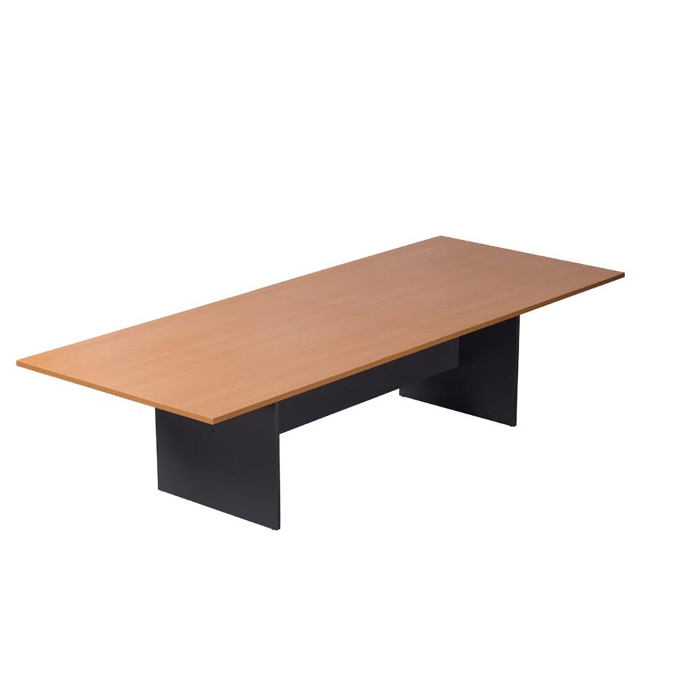 Ironstone Boardroom Table Beech