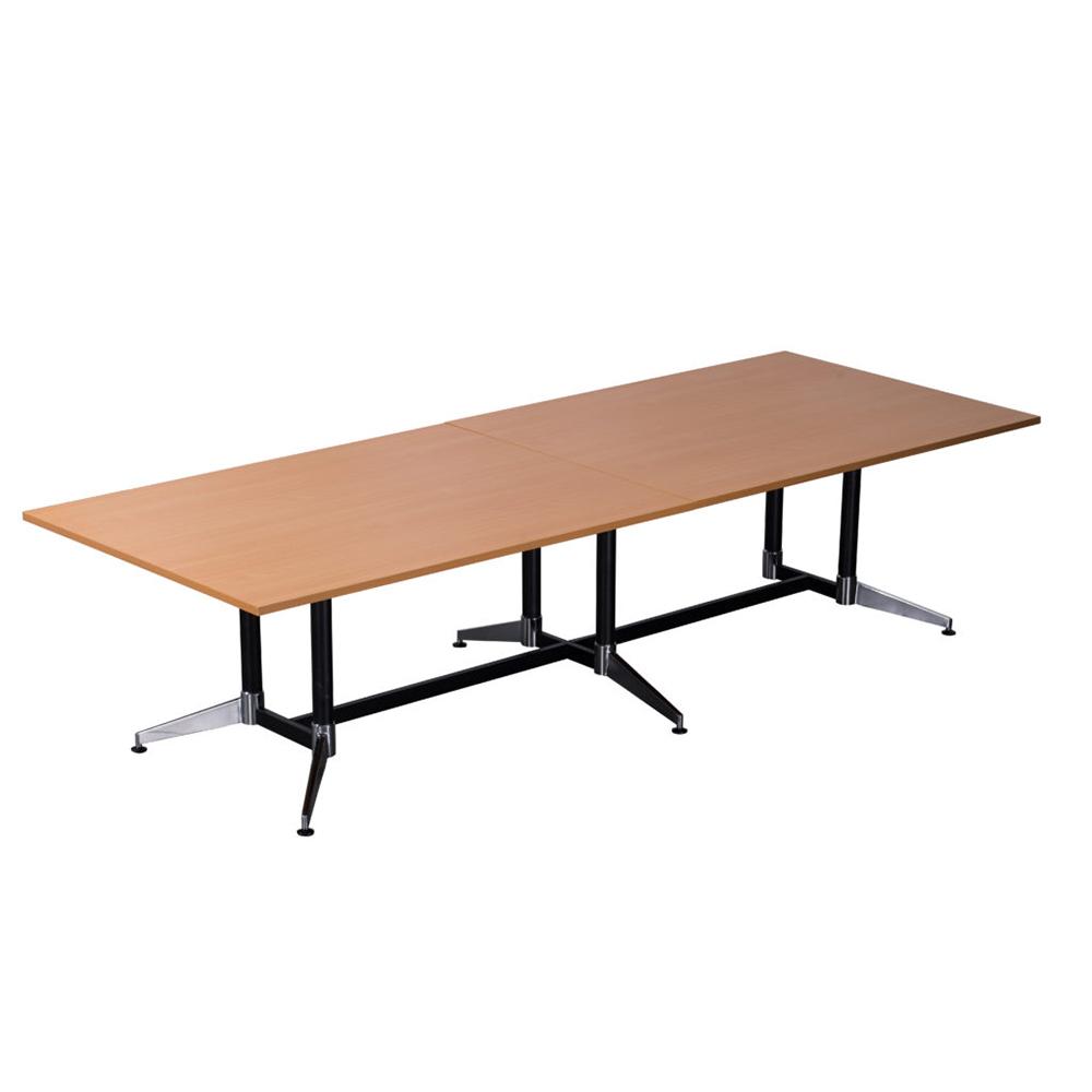 Typhoon Boardroom Table Beech