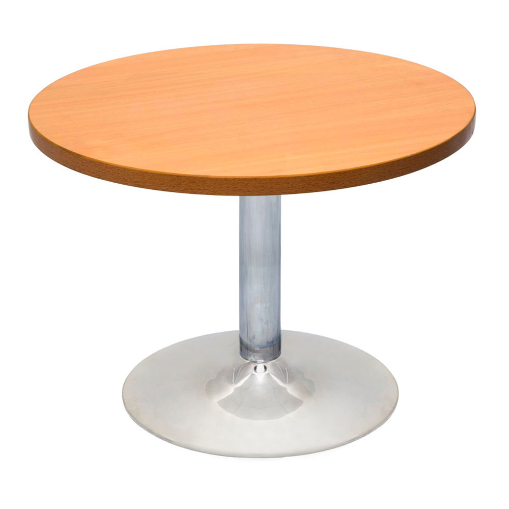 Round Coffee Table Beech