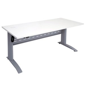 Rapid Span Electric Straight Desk Thumbnail
