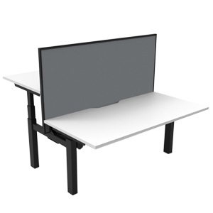 Paramount 2 Person Back to Back Desk System Thumbnail