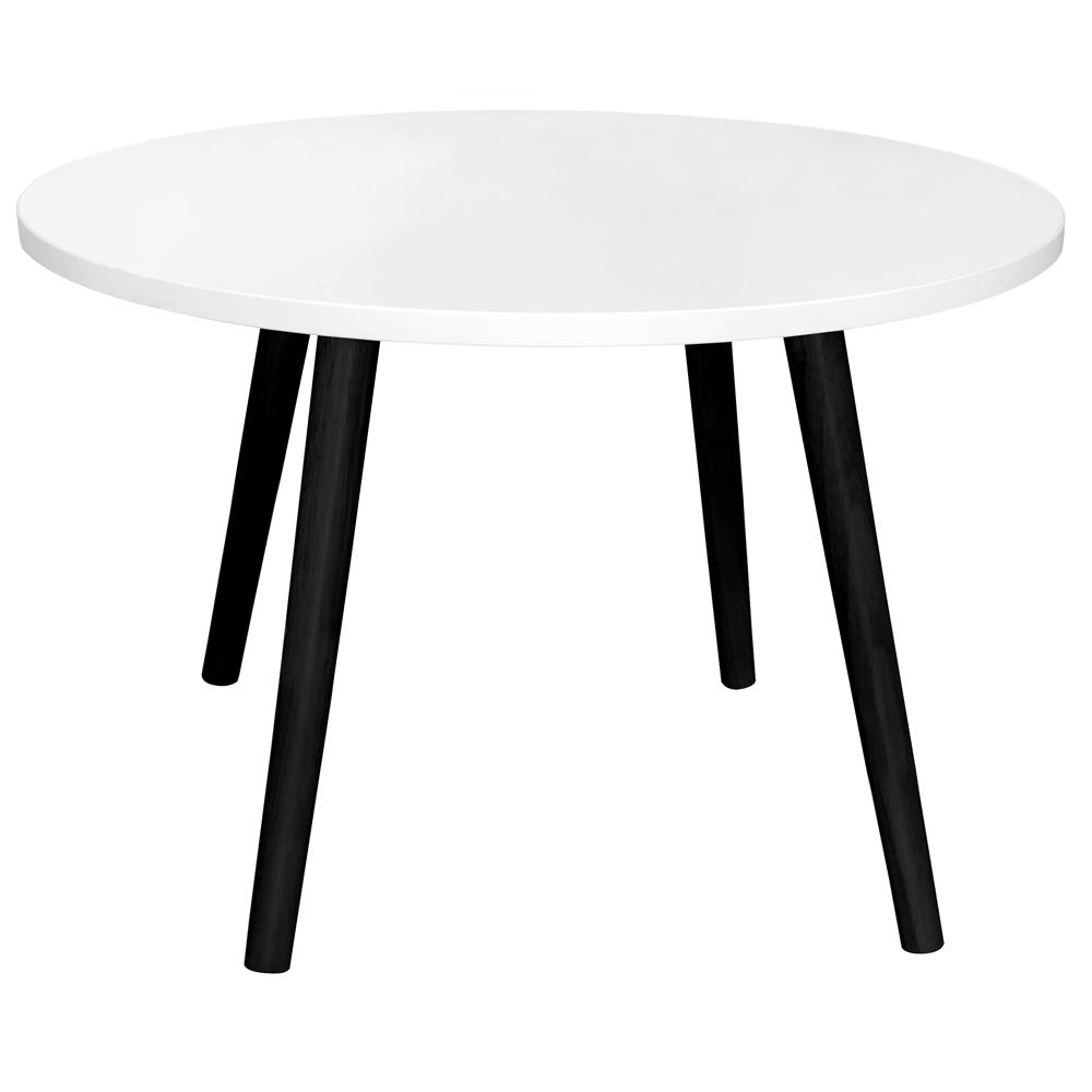 Table Leg Timber Black
