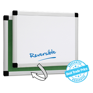 Gemini - Reversible Whiteboard and Pinboard Thumbnail