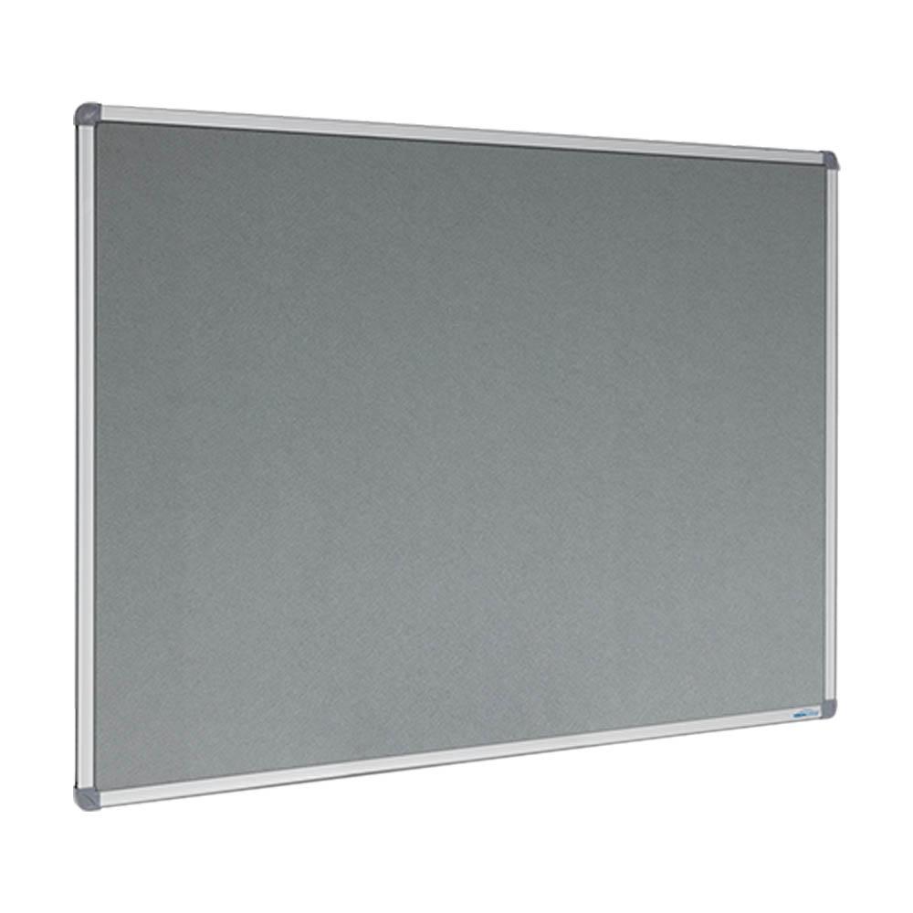 Corporate Felt Boards Grey