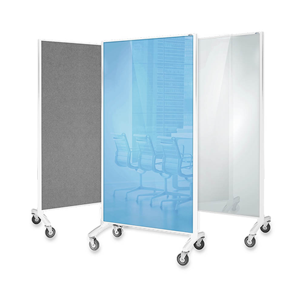 Communicate Glassboard - Room Dividers