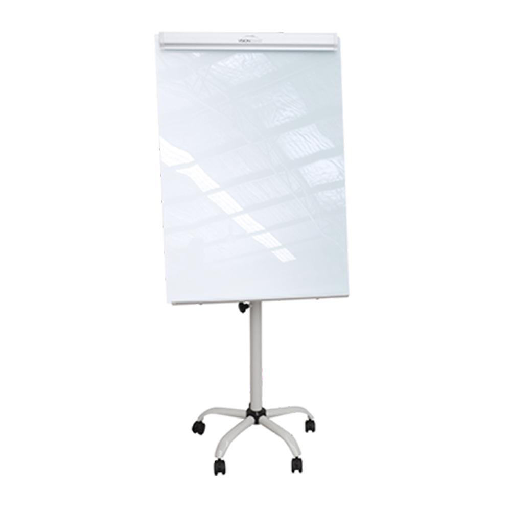 Magnetic Glass Flipchart