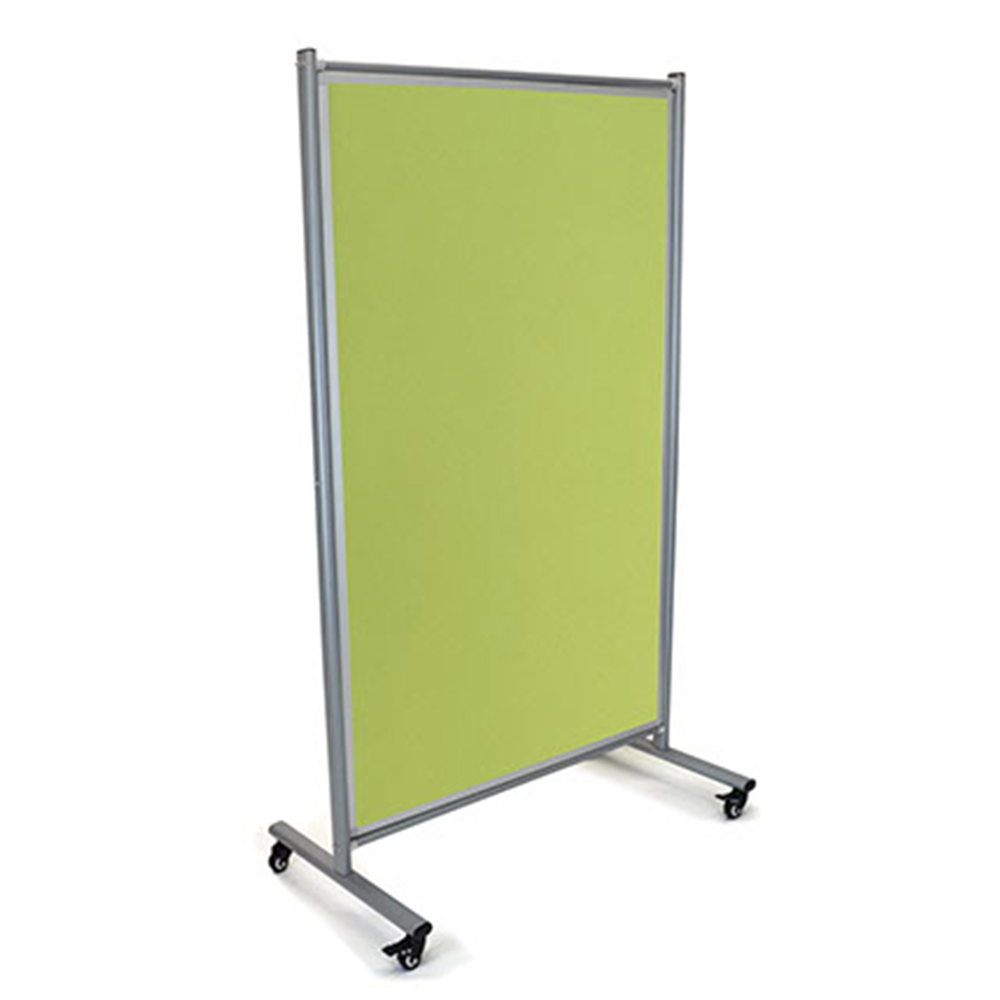 Modulo Mobile Pinboard Communication Lime