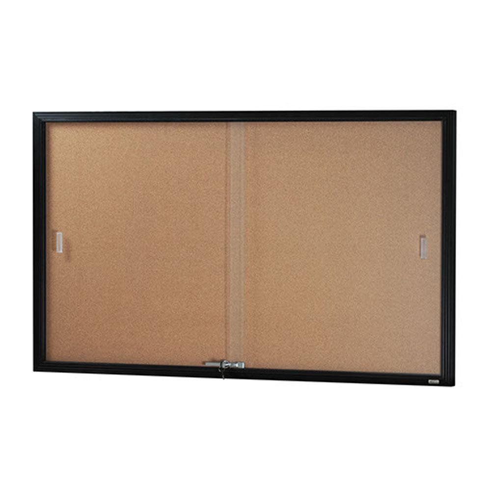 Be Noticed - Sliding Door Notice Case