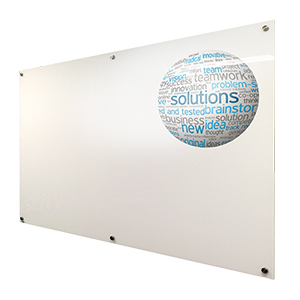 Standard Safety Toughened Coloured Glassboard Thumbnail